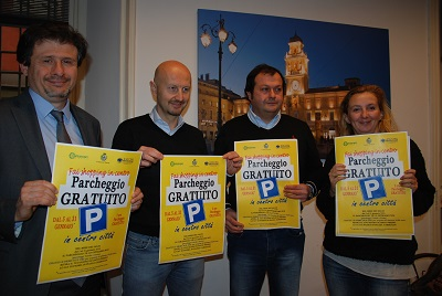 Parma Casa Park Gratuito due ore centro x saldi
