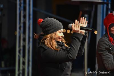 Riccione, 1° gennaio con Cristina D'Avena & GEm Boy