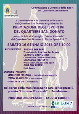festa dello sport a Bologna
