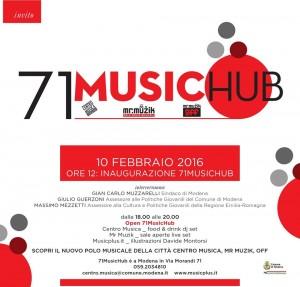 71 MusicHub
