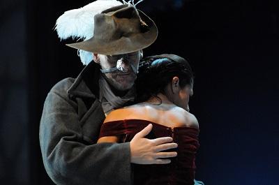 Cyrano scena