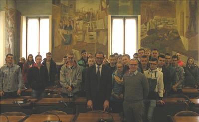 In Provincia 35 studenti polacchi in tirocino a Parma