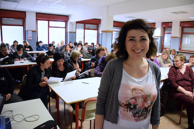 Dott Michela Benvenuti