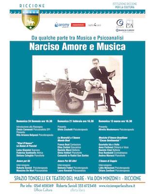 Narciso Amore e Musica