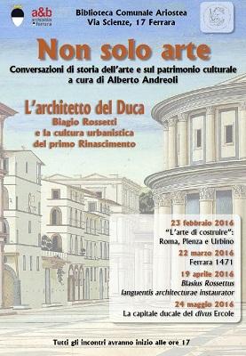 Non solo arte a Ferrara