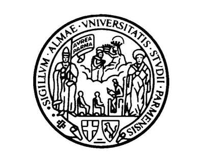 Univeristà Parma logo