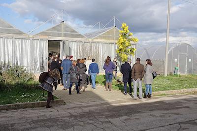 Visita Istituto Agrario