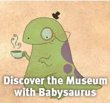 baby saurus