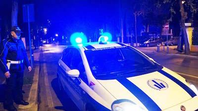 kebab 2 polizia municipale rimini blitz notte 9 febbraio foto - 25