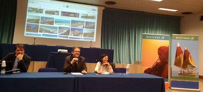 posizionamento turistico delle città con il Presidente dell'Associazione della Stampa Estera in Italia Tobias Piller