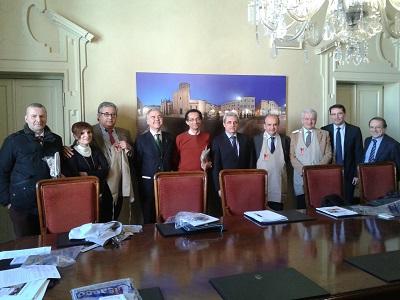 riunione Consiglio indirizzo Expo 2015