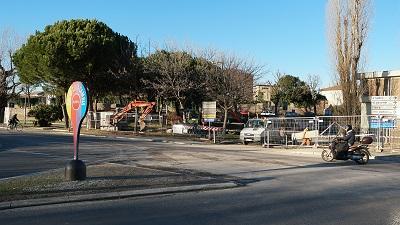 Iniziano lunedì i lavori per la realizzazione della nuova rotatoria su via Bramante
