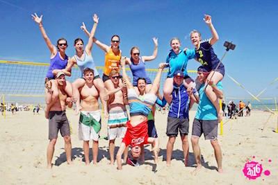 Beach Line Festival gruppo