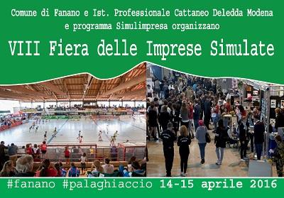 Fiera internazionale delle Imprese simulate, il 14 e 15 aprile a Fanano (MO)