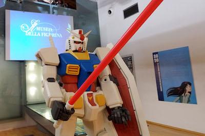 Gundam Figurina