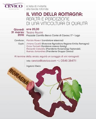Il vino della Romagna realtà e percezione di una viticoltura di qualità