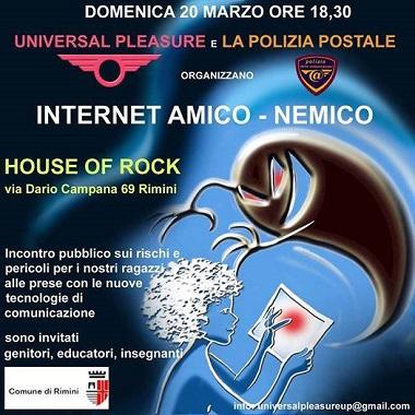 Internet amico-nemico a Rimini