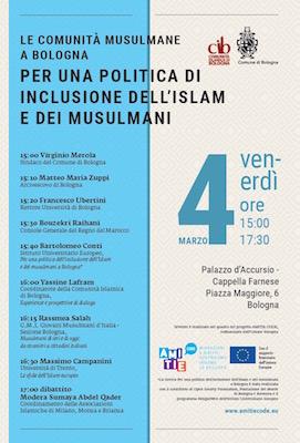 Le comunità islamiche a Bologna