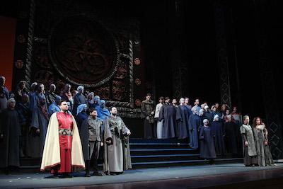 Macbeth al Teatro Municipale di Piacenza