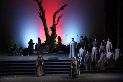 Macbeth foto di scena