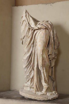 Riposiz Statua Kleomene