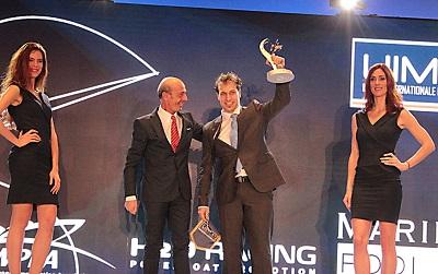 UIM Awards premaizione Cremona Alessandro