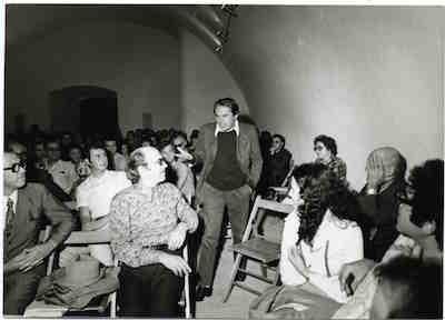 celebrazione del Professor Tullio De Mauro