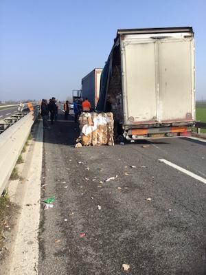 limitazioni al traffico sulla SS67 a Ravenna