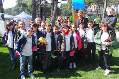rimini la scuola sostenibile - giardini d'autore