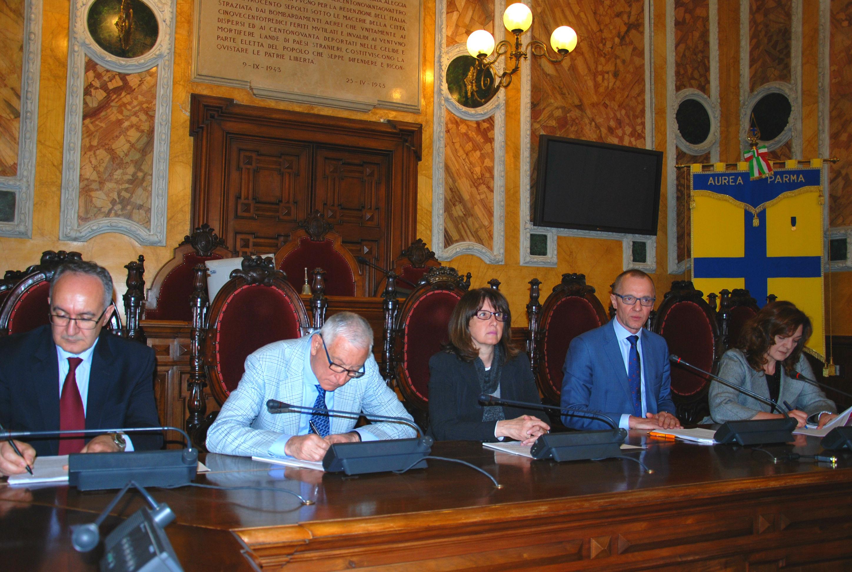paci presentazione festa europa