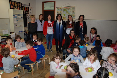 2016 22 04 Paci Laboratorio Crescere in Armonia Rodari