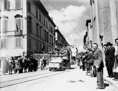25 aprile Liberazione Modena