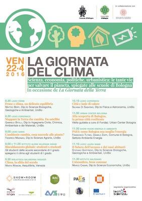 Bologna la Giornata del Clima