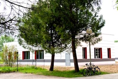 Campus Ravenna - Nuove aule