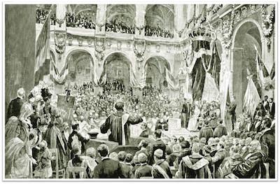 Carducci e la sua orazione commemorativa