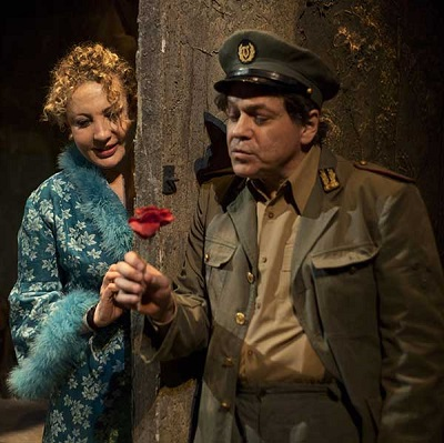 Carmen a teatro