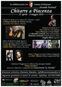 Chitarre a Piacenza