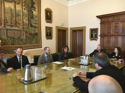 Ricevuto dall'assessore Serra il Comitato