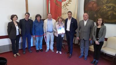 delegazione Russa a Rimini