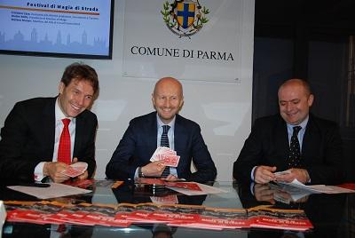 festival magia a Parma