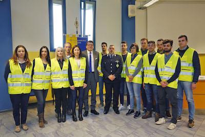 nuovi agenti Polizia Municipale