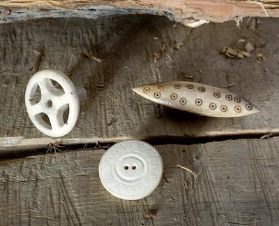 terramara Ornamenti in corno delle terramare