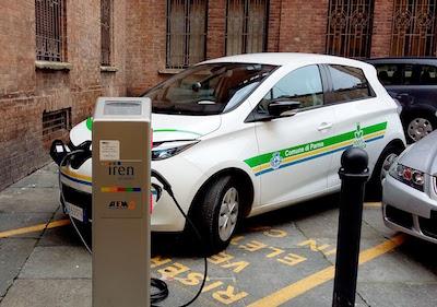 veicolo ecologico