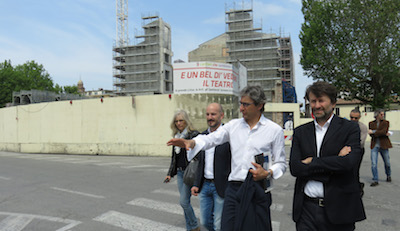 ministro franceschini a Rimini