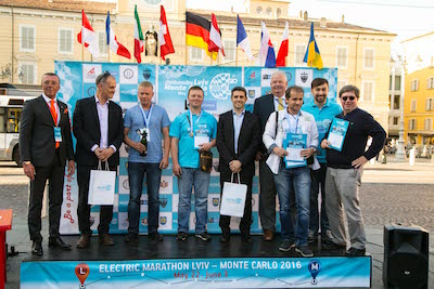 Electric Marathon 2016