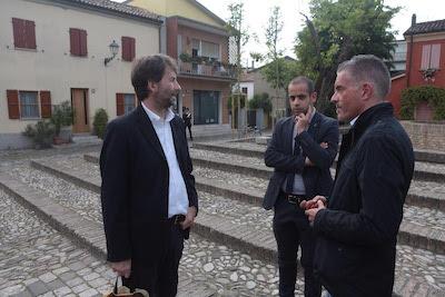 Incontro ministro Franceschini Cesenatico