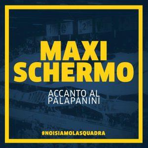 Maxi schermo