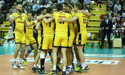 Modena Campione d'Italia Volley