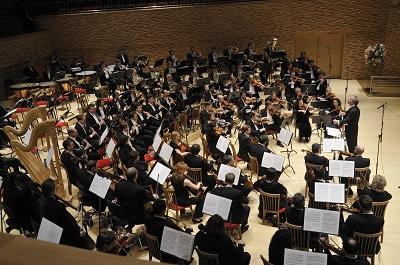 Orchestra Mariinsky_Gergiev & orchestra_photo V.Baranovsky
