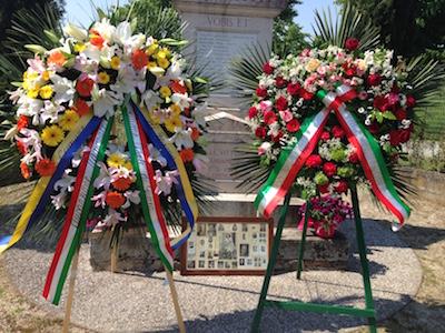 Parma ha ricordato i caduti del Cornocchio